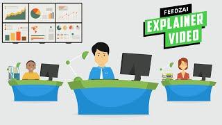 Explainer Video Feedzai