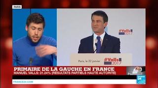 Primaire de la gauche : Quel est le programme de Manuel Valls avant le 2e tour ?