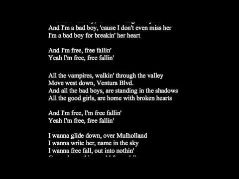 Tom Petty - Free Fallin' Meaning Mp3