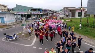preview picture of video 'Gegar 10K Langkah Keningau'