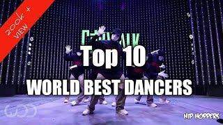 Top 10 Best Dancers 2018   World Of Dance   Hip Hoppers