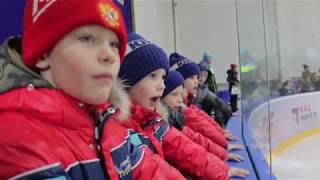 Видео обзор детского турнира «Кубок МОН РК» в формате Cross Ice