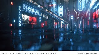 ALLEY OF THE FUTURE - Cinema 4D Breakdown