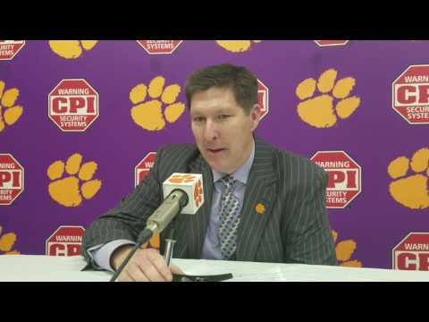 Brad Brownell post NC State