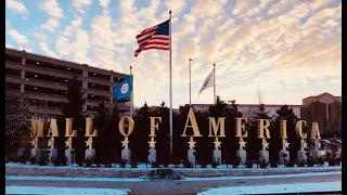 Tour of Mall Of America - Minnesota!