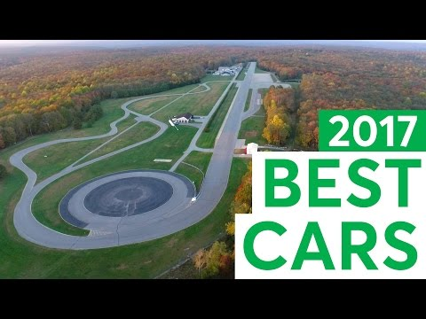 Consumer Reports 10 Top Picks: Best Cars Of 2017