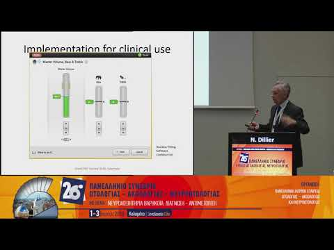 N. Dillier - Postoperative Device Fitting and Rehabilitation