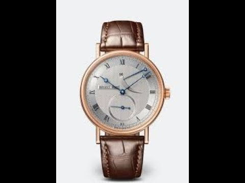EWC review of the 2016 Breguet Classique 5277 in 18ct rose gold