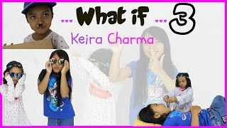 WHAT IF ... KEIRA CHARMA JADI PENGAMEN SQUISHY ??? Part 3 ♥ Parody Keira Charma | Kholo.pk