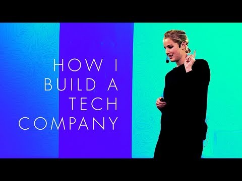 How I built a tech company with a business team | Suvi Kaario