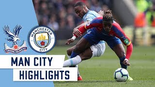 Crystal Palace 1-3 Manchester City   2 Minute Highlights