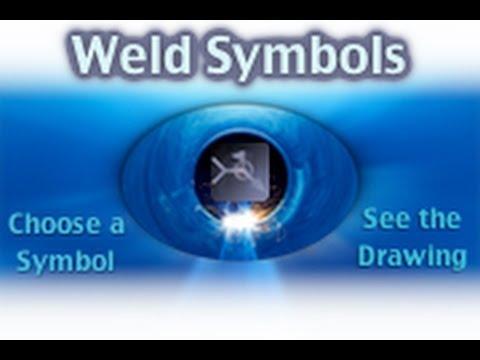 Video of Weld Symbols