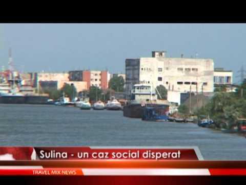 Sulina – un caz social disperat
