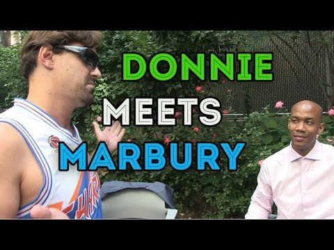 Donnie Does | Stephon Marbury