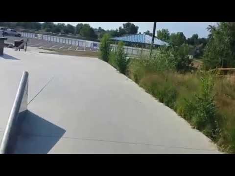Tour of Lafayette skatepark in Lafayette, CO