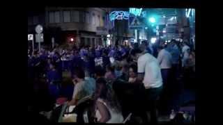 preview picture of video 'BANDA DE PERCUSIÓN PEPOTE 2, 15 De Agosto Del 2014  Entrada cristiana de Callosa de Segura'
