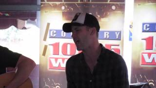 Dallas Smith 'Tippin' Point' Acoustic Performance