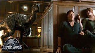 Indoraptor Killing For Revenge? - Hunting Maisie/Lucy?   Jurassic World Fallen Kingdom