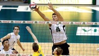 Hawaii Warrior Men's Volleyball 2019 - #4 Hawaii Vs Concordia-Irvine