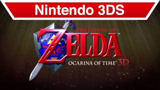 Trailer américain Ocarina of Time 3D