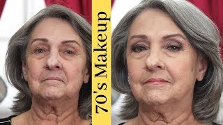 HOW TO APPLY NATURAL MAKEUP IN YOUR 70'S | #FIERCEAGING | PART 2