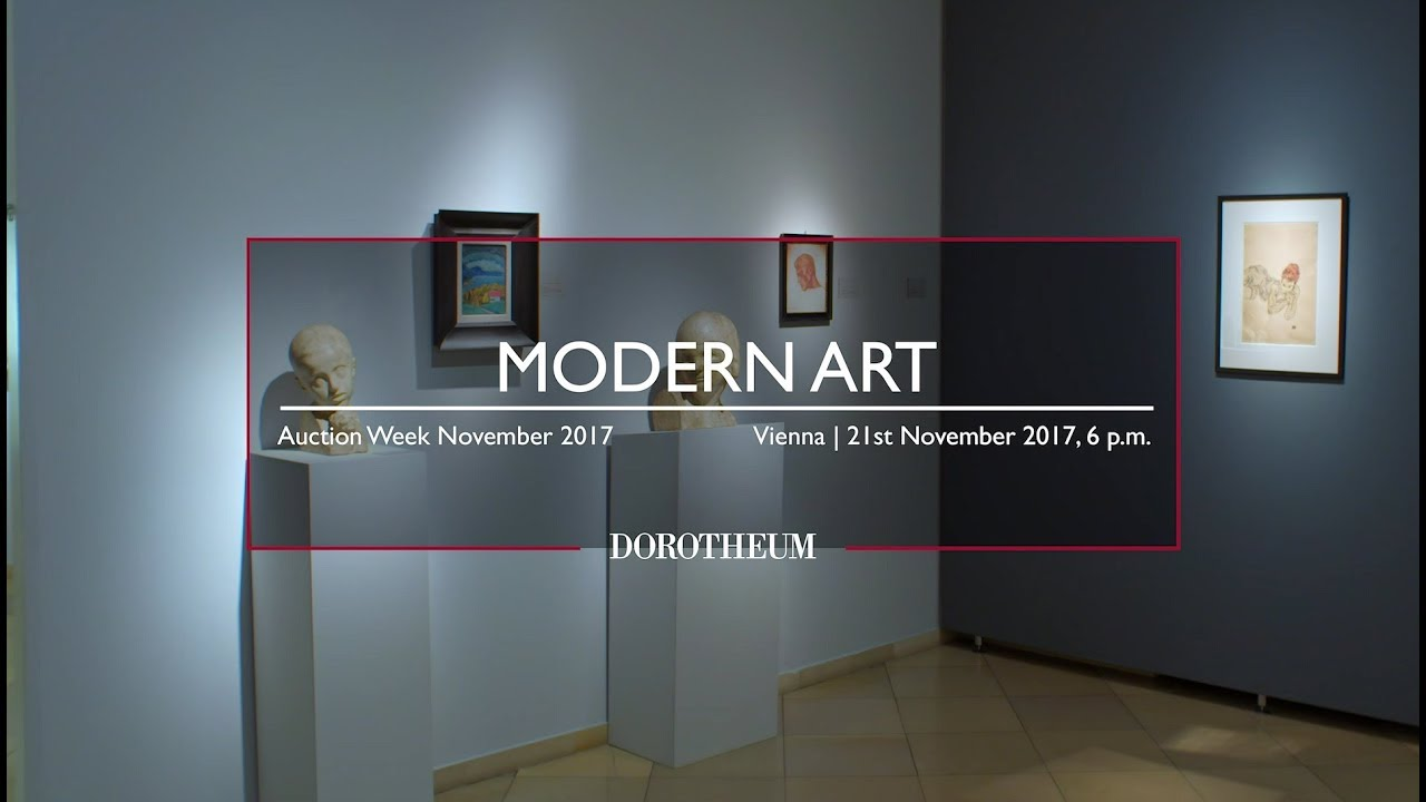 Modern Art   November 21, 2017   Auction Preview