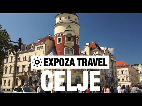 Celje (Slovenia) Vacation Travel Video G