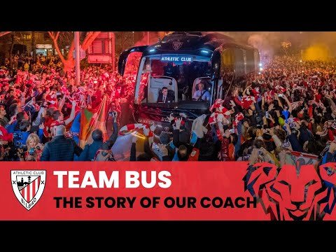 🚌 The story of Athletic Club's team bus