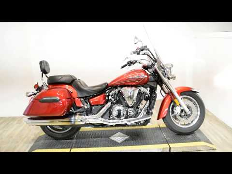 2011 Yamaha V Star 1300 Tourer in Wauconda, Illinois - Video 1