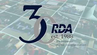 RDA Corporation - Video - 1