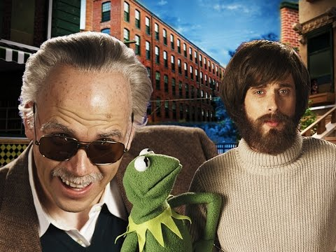 Jim Henson vs Stan Lee.  Epic Rap Battles of History.  Season 4
