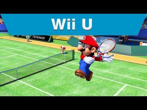 Wii U - Mario Tennis: Ultra Smash E3 2015 Trailer thumbnail