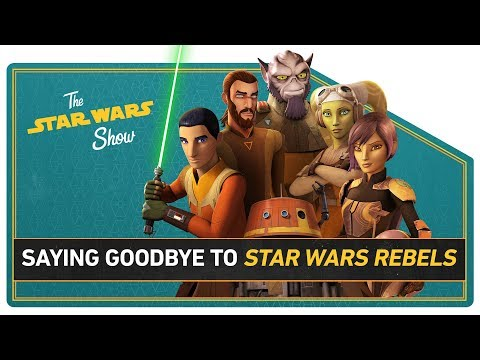 Star Wars Rebels Nears Its End, Inside The Last Jedi's Sound Design with Ren Klyce, and More!
