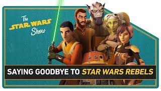 Star Wars Rebels Nears Its End, Inside The Last Jedi