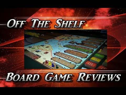 Off The Shelf Board Game Reviews - Empires: Age of Discovery Part 1 - The Quick Overview