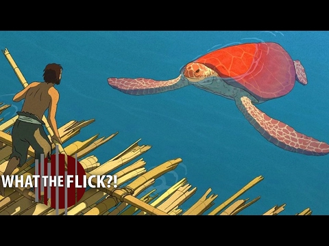 The Red Turtle - Academy Award Nominated Film Review
