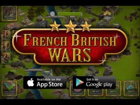 Video of French British Wars