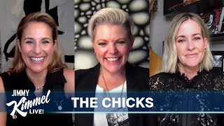 The Chicks on Charles Barkley, Changing Their Name & New Album