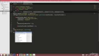 04 Forms in AngularJS -  004 Accessing objects without global variables and rootScope
