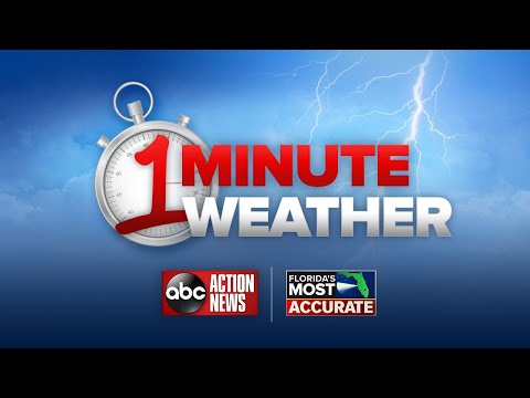 Florida's Most Accurate Forecast with Jason on Saturday, September 16, 2017