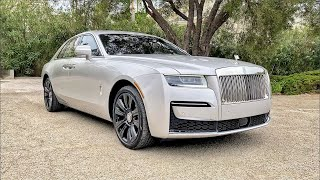 2021 Rolls-Royce Ghost In-Depth Walkaround (No Talking) by MilesPerHr