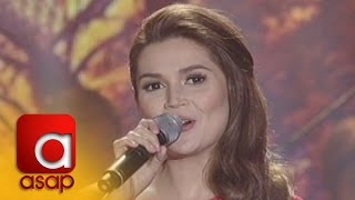 "ASAP: Donna Cruz sings ""Langit Ang Pag-ibig"" from her comeback album"