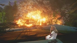 Life is Strange Before The Storm Episode 1 - Ending