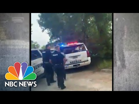 Investigation Underway After Georgia Officers Fire At Car With Minors Inside | NBC Nightly News
