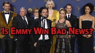 Game of Thrones Emmy Win: Bad News for Spin-offs