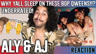 Aly & AJ   Don't Go Changing (Official Audio) | REACTION |