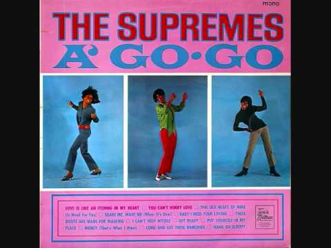 "The Supremes  - "" This Old Heart of Mine ( Is weak for you ) """