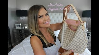 Louis Vuitton Delightfull MM Unboxing