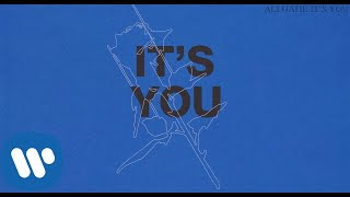 Ali Gatie   It's You (Official Lyrics Video)
