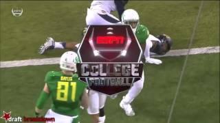 Oregon OL vs Cal (2015)